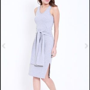 Nordstrom BP Front Tie Dress